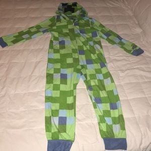 Minecraft sleeper